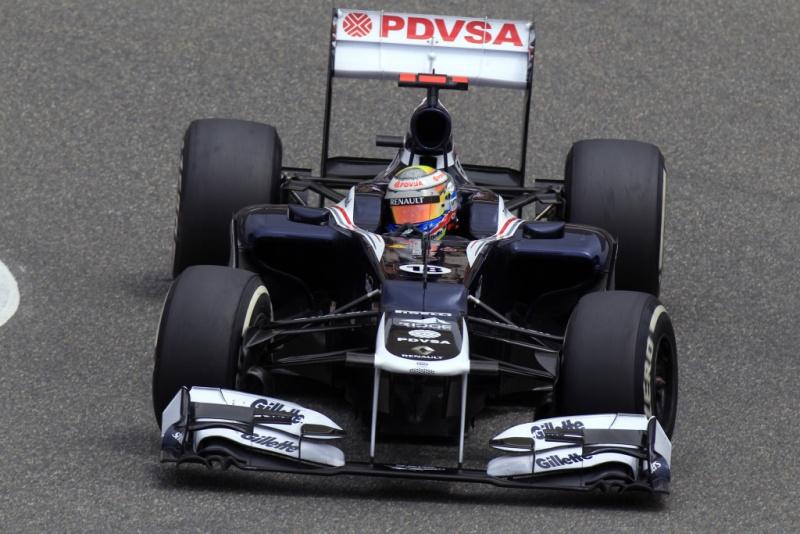 Maldonado marcou os primeiros pontos no ano