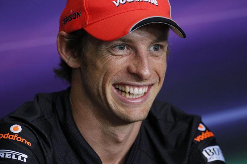 Button está a 24 pontos de Sebastian Vettel, na vice-liderança do campeonato