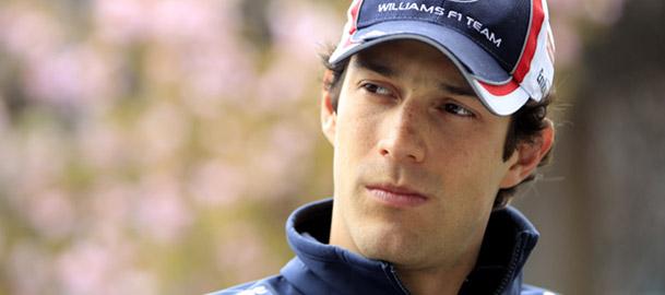 Bruno Senna pontuou nas últimas duas provas
