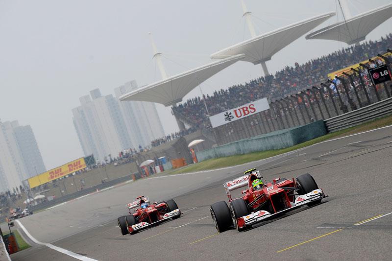 A Ferrari reconhece que precisa melhorar departamento técnico