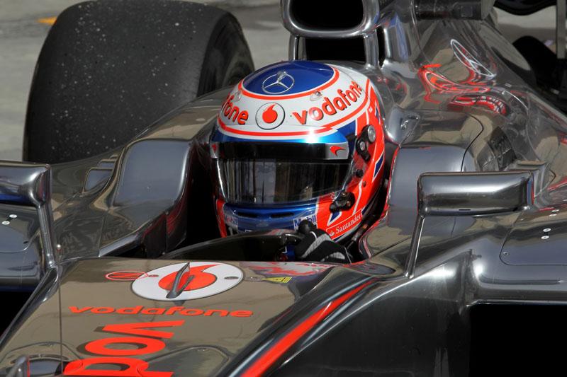 Jenson Button largará em quarto