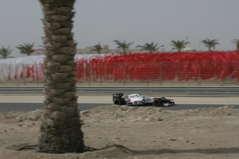 Perez novamente foi ao Q3