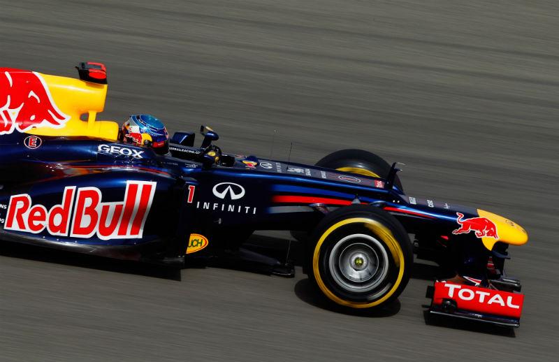 Vettel venceu pela primeira vez na temporada