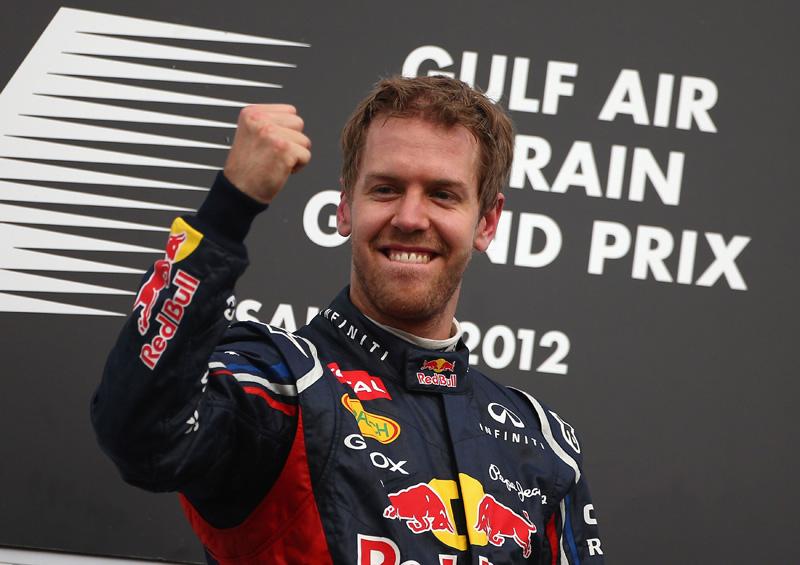 Vettel é o líder do campeonato