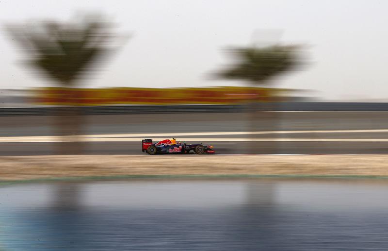 Webber é quarto no campeonato