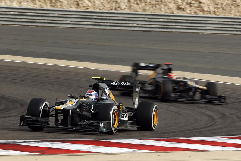 Petrov foi o 16º colocado no Bahrein