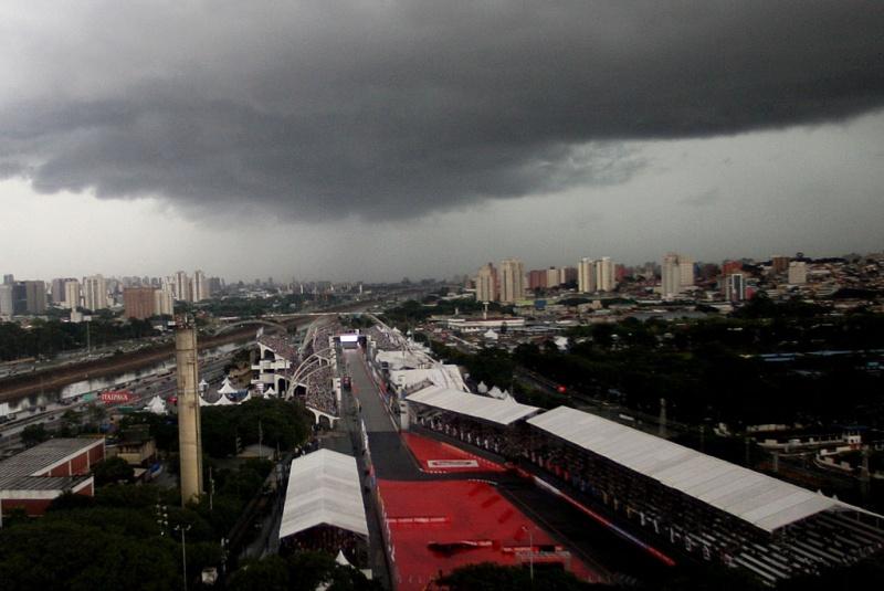 Chuva não deverá aparecer como em 2011