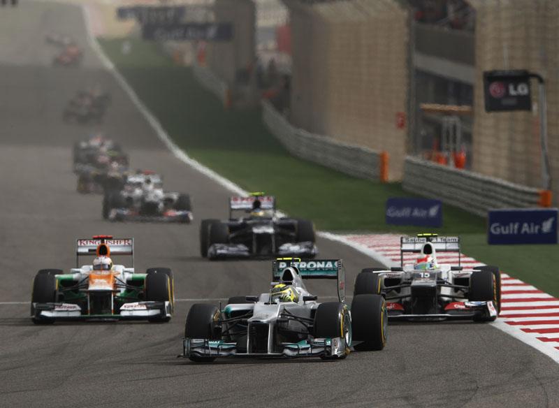 Temporada começou com quatro vencedores diferentes