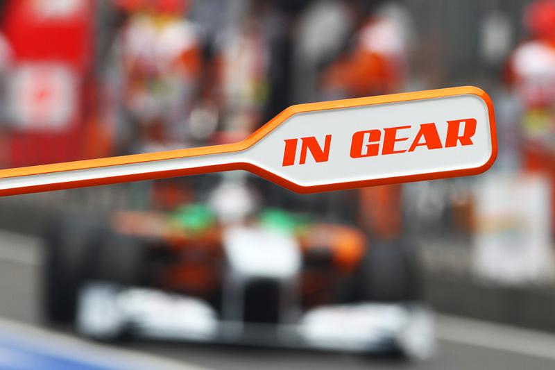 Force India dá indícios de que deixou Williams e Toro Rosso para trás