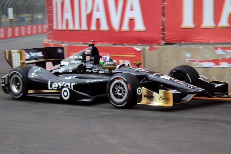 Dario usa motores Honda, mais potentes agora