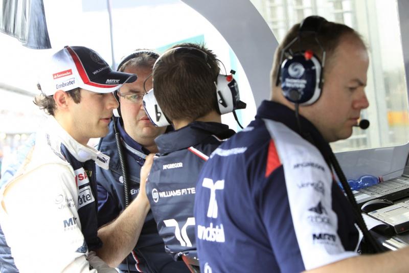 Segundo Senna, equipe sabe onde tem de melhorar