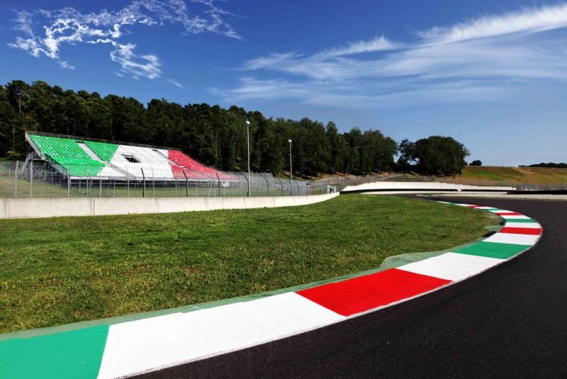 Mugello é uma das casas da Ferrari