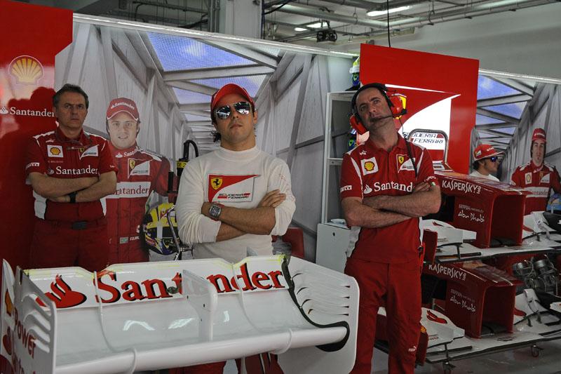 Massa tem dois pontos no campeonato