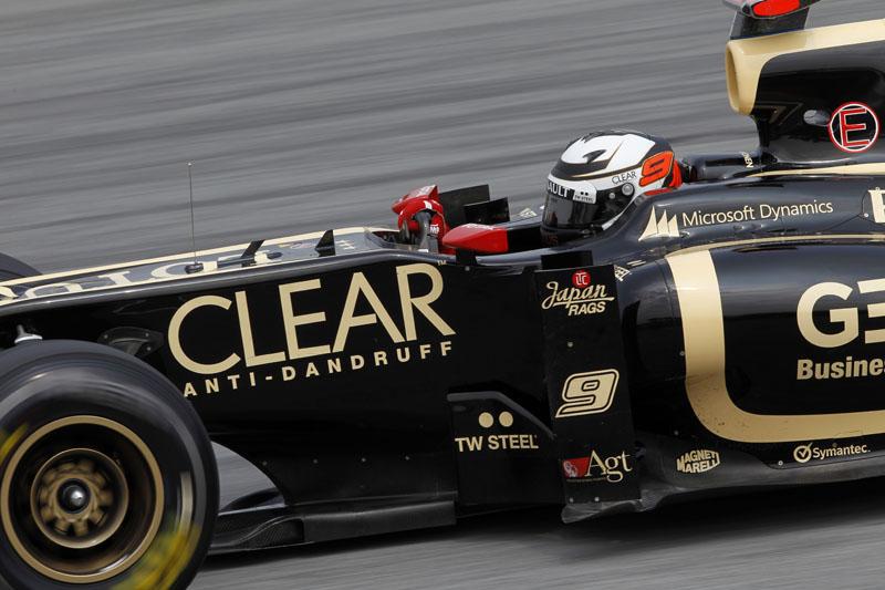 Raikkonen fez quatro provas com os Pirelli até aqui
