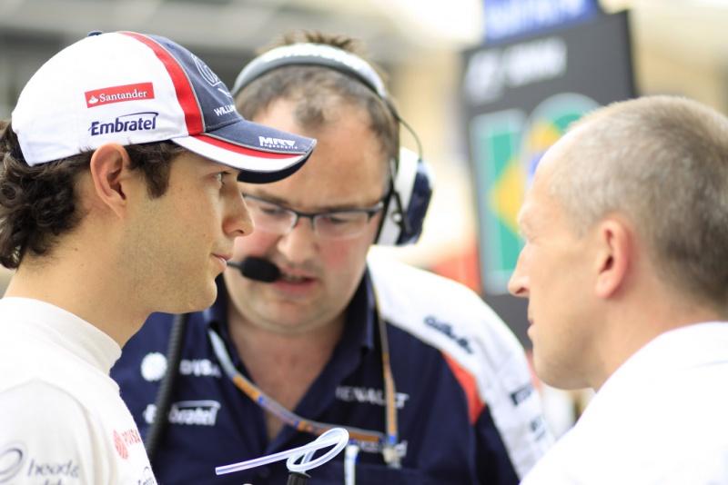 Bruno Senna vê dificuldade em entender os pneus