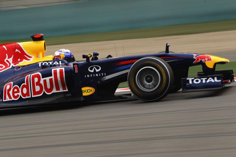Sebastian Vettel: pole com sobras em Xangai