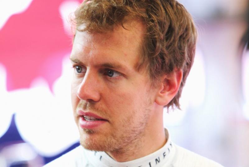 Vettel: satisfeito