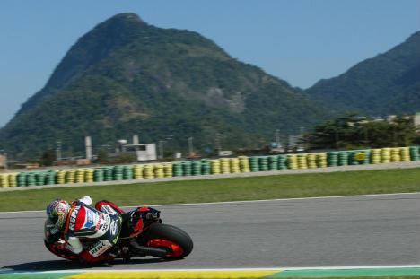 MotoGP no Rio em 2004
