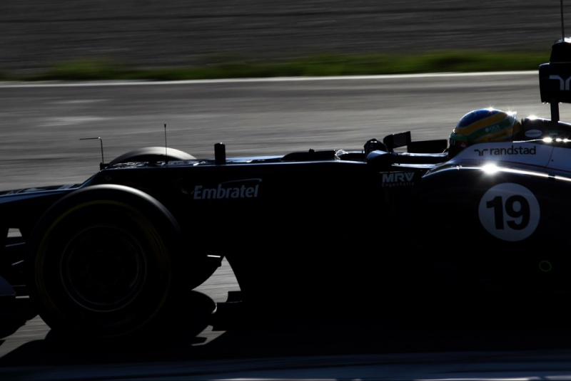 Senna e Maldonado apostam em evolução