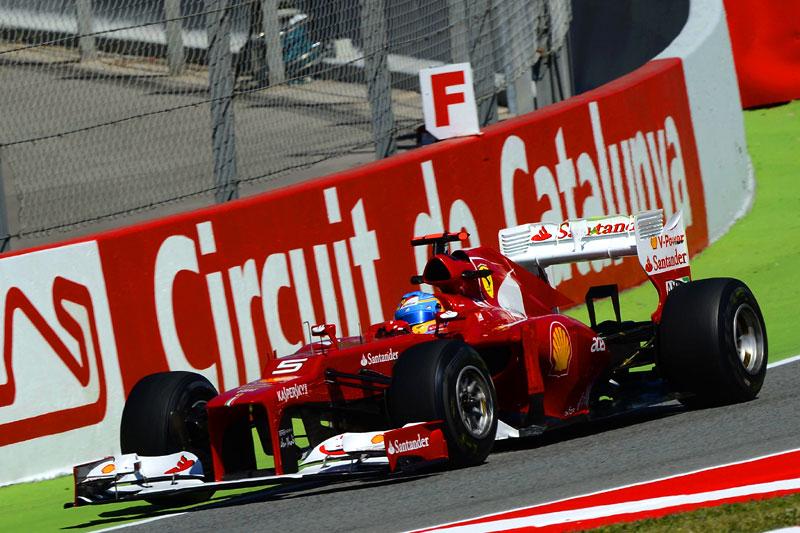 Alonso tratou de conter as expectativas