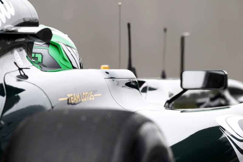 Kovalainen superou Trulli em classificação pela terceira vez na temporada