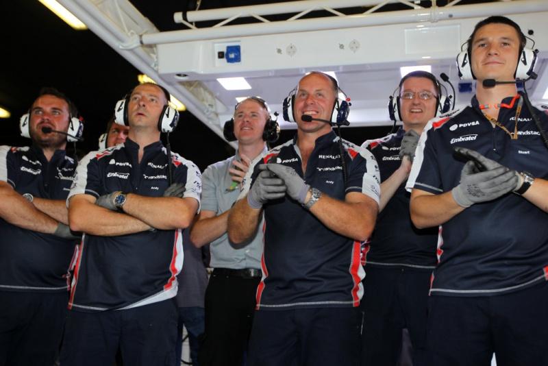 A Williams investiga as causas do incêndio após GP da Espanha