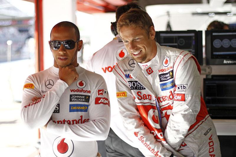 Button e Hamilton já venceram em Mônaco