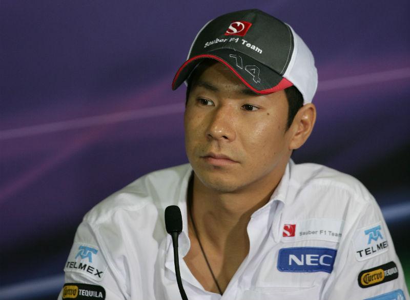 Kobayashi foi quinto no GP da Espanha, mas esperava mais