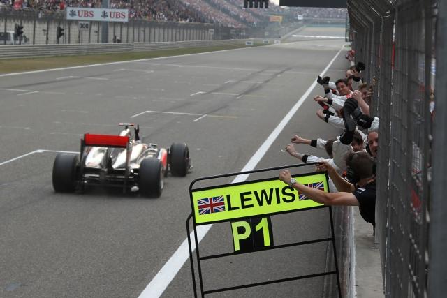 McLaren em ação: após etapa da China, equipe está em segundo no Mundial de Construtores