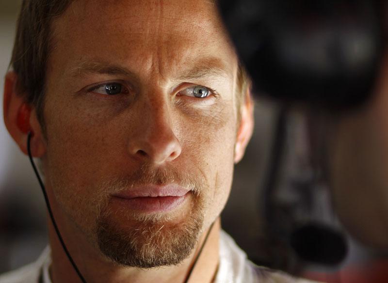 Button quer ganhar a segunda em Mônaco