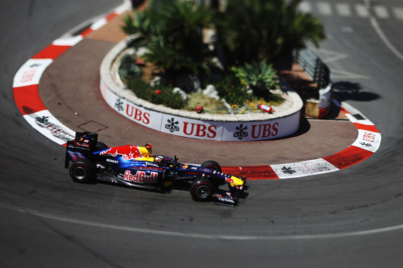 Ambos os pilotos da Red Bull já venceram em Mônaco