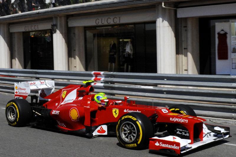 Felipe Massa em Mônaco: esperança renovada