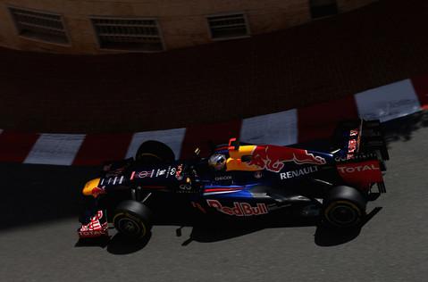 Vettel em Mônaco