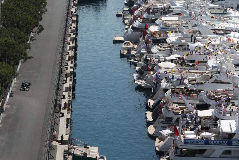 Senna destaca importância de limpar informações visuais para ir bem em Mônaco