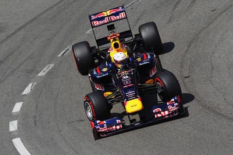 Vettel: atrás do caminho das pedras