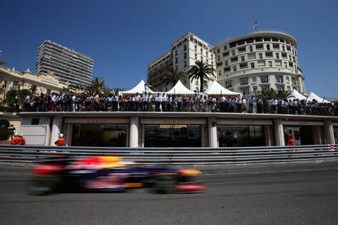 Sebastian Vettel em Mônaco