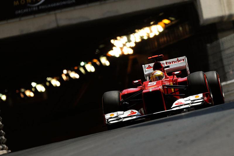 Alonso retomou a liderança do campeonato