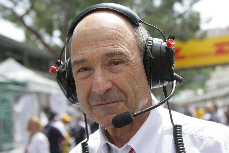O dono da Sauber, Peter Sauber