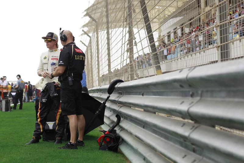 Raikkonen vem de um final de semana ruim em Mônaco