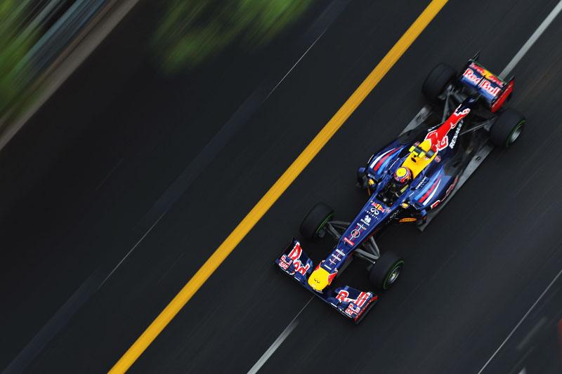 Webber vem de vitória em Mônaco