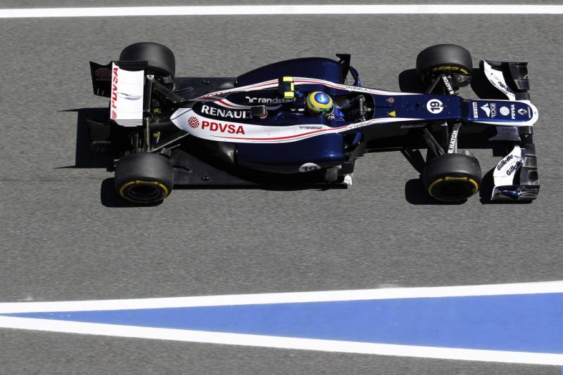 Senna quer aproveitar mais tempo de pista