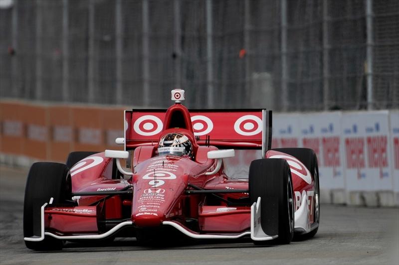 Scott Dixon vence corrida de Detroit
