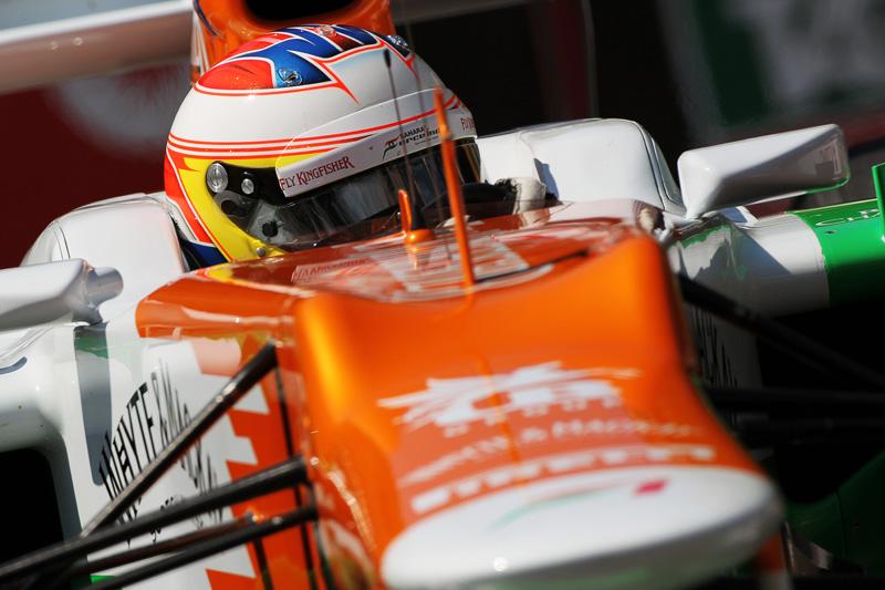 A Force India tem seu melhor início de campeonato