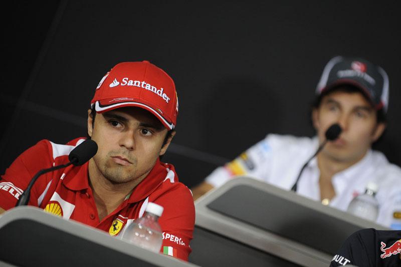 Massa está em sua sétima temporada na Ferrari