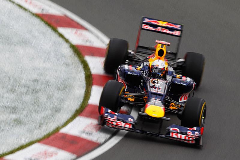 Vettel é vice-líder do campeonato