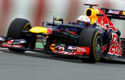 Sebastian Vettel em Montreal