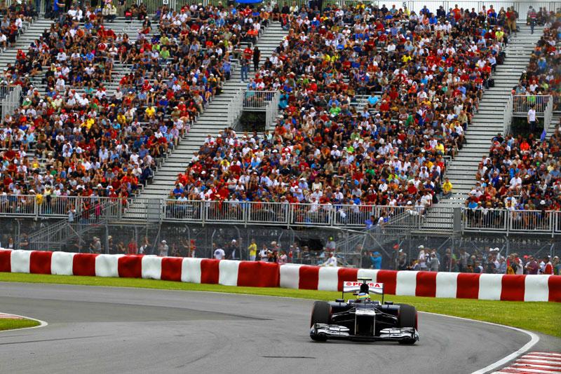Bruno Senna: 16º na classificação