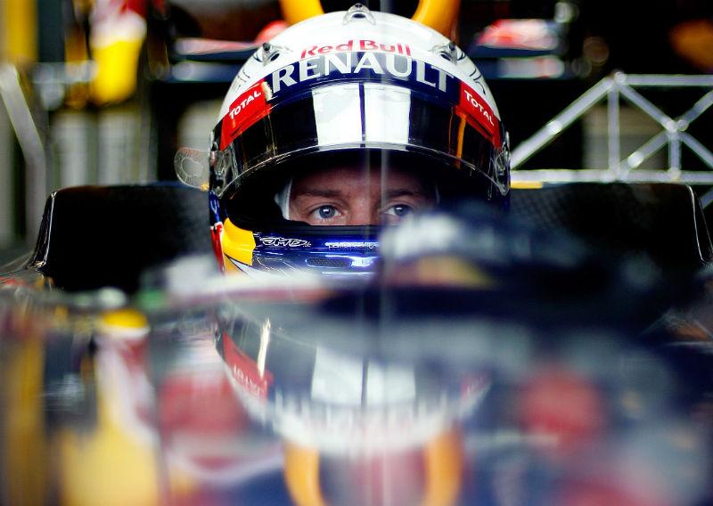 Vettel fez a segunda pole da temporada
