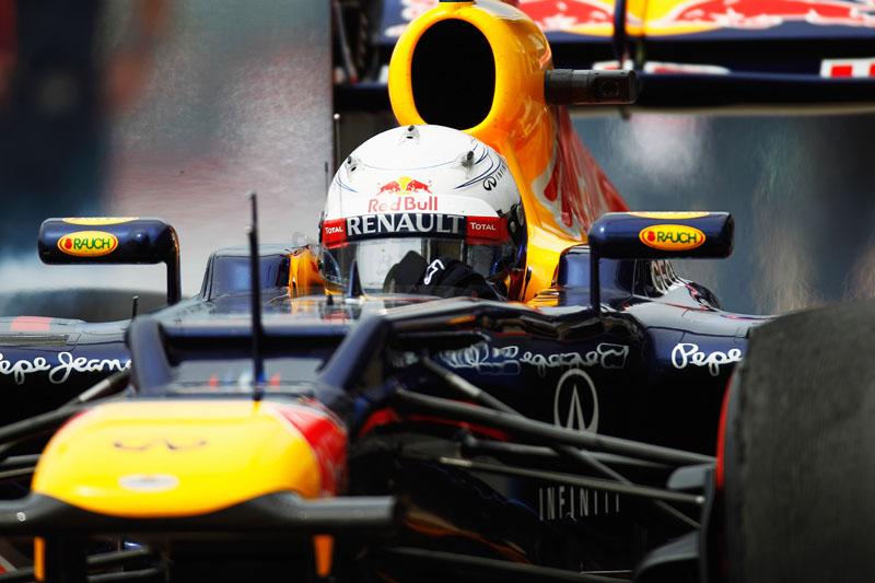 Vettel fez segunda pole do ano