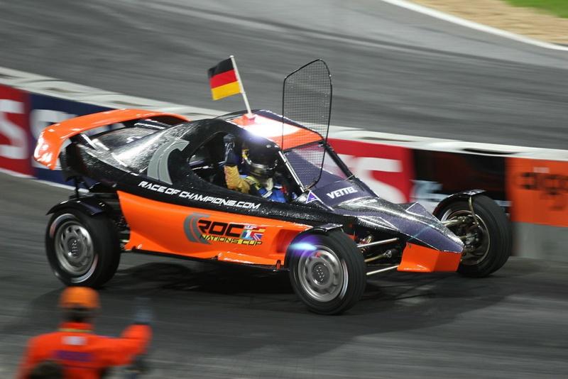 Vettel quer o hexa para a alemanha